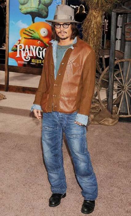 Τα διαφορετικά στυλ του Johnny Depp από το 1994 μέχρι σήμερα (9)