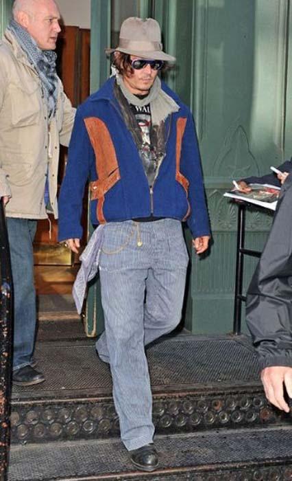 Τα διαφορετικά στυλ του Johnny Depp από το 1994 μέχρι σήμερα (20)
