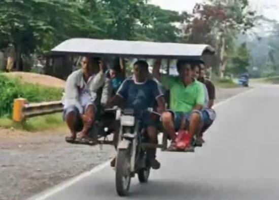 Δημόσιοι κίνδυνοι πάνω σε μοτοσυκλέτες (5)