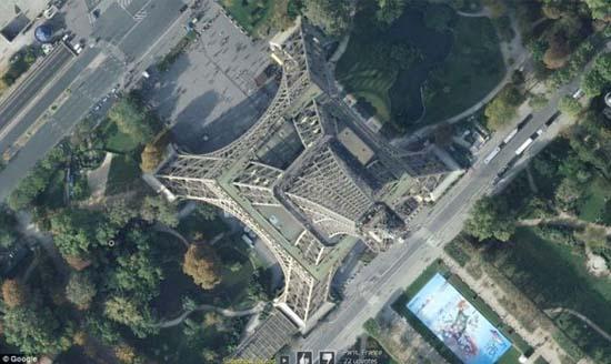 Εκπληκτικές εναέριες φωτογραφίες από το Google Earth (1)