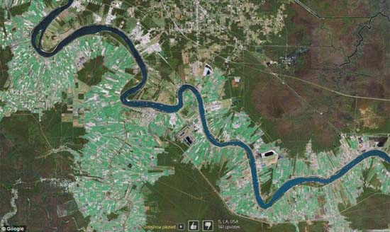 Εκπληκτικές εναέριες φωτογραφίες από το Google Earth (3)