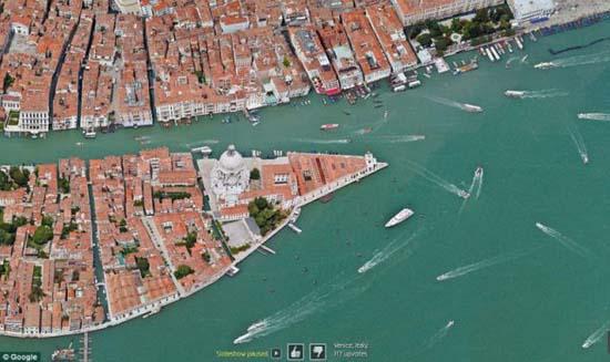 Εκπληκτικές εναέριες φωτογραφίες από το Google Earth (6)