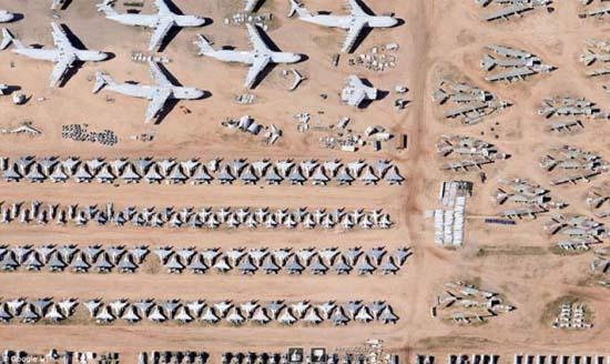 Εκπληκτικές εναέριες φωτογραφίες από το Google Earth (8)
