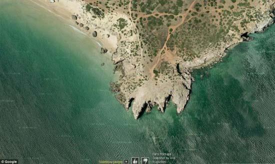 Εκπληκτικές εναέριες φωτογραφίες από το Google Earth (9)
