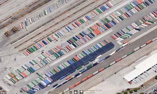 Εκπληκτικές εναέριες φωτογραφίες από το Google Earth (10)