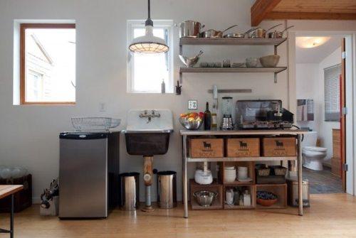 Εντυπωσιακή μετατροπή ενός γκαράζ σε σπίτι (9)