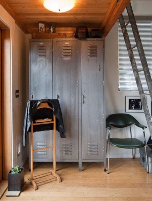 Εντυπωσιακή μετατροπή ενός γκαράζ σε σπίτι (15)