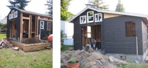 Εντυπωσιακή μετατροπή ενός γκαράζ σε σπίτι (16)