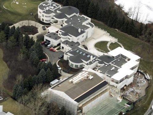 Προς πώληση είναι η έπαυλη αξίας $29 εκατομμυρίων του Michael Jordan (7)