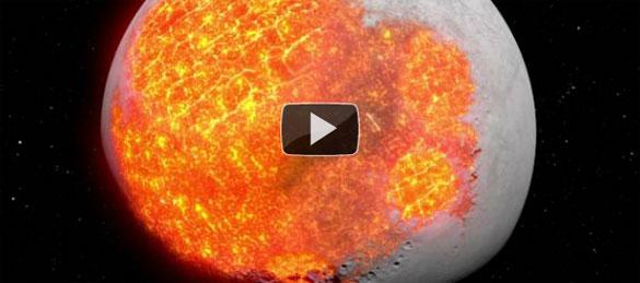 Η εξέλιξη της Σελήνης (4)