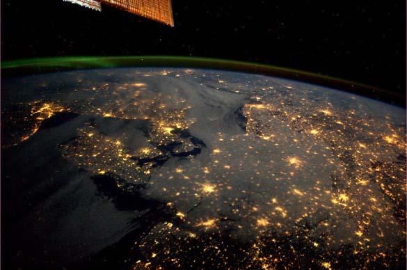 Εξωπραγματικές φωτογραφίες της Γης από έναν αστροναύτη (5)