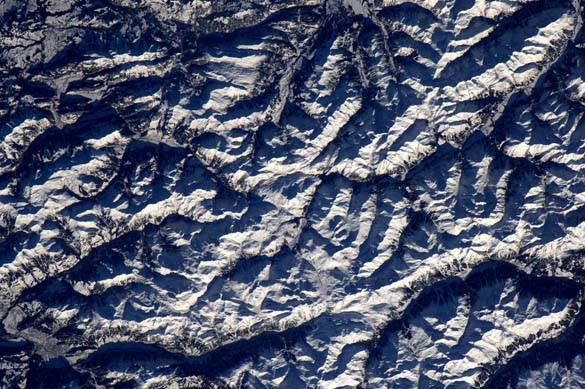 Εξωπραγματικές φωτογραφίες της Γης από έναν αστροναύτη (21)