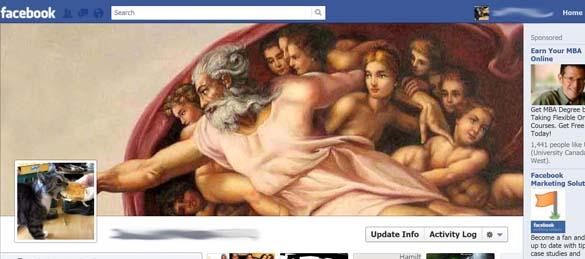 Εντυπωσιακά Facebook Profiles | Otherside.gr (1)