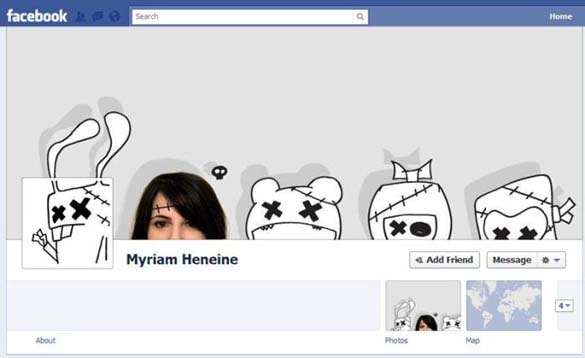 Εντυπωσιακά Facebook Profiles | Otherside.gr (5)