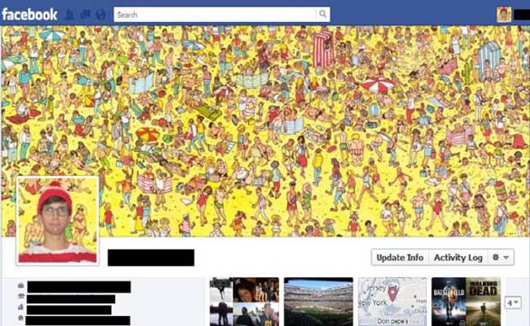 Εντυπωσιακά Facebook Profiles | Otherside.gr (8)