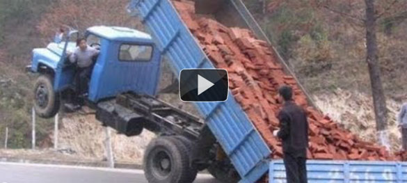 Απίθανες γκάφες & ατυχήματα Μαρτίου 2012