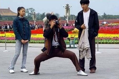 Φωτογράφοι σε αστείες στιγμές (2)