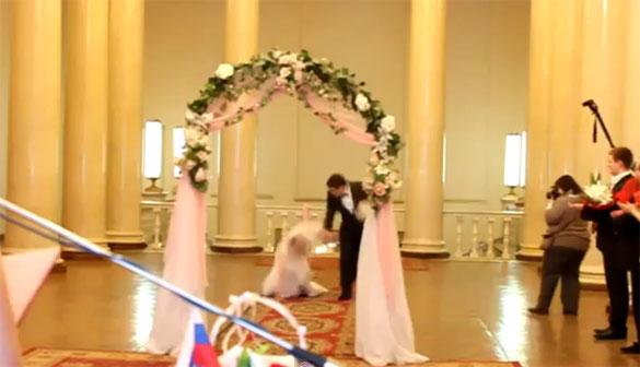 Αυτός ο γάμος θα τους μείνει αξέχαστος...