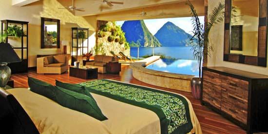 Jade Mountain: Ένας παράδεισος στην Καραϊβική (1)