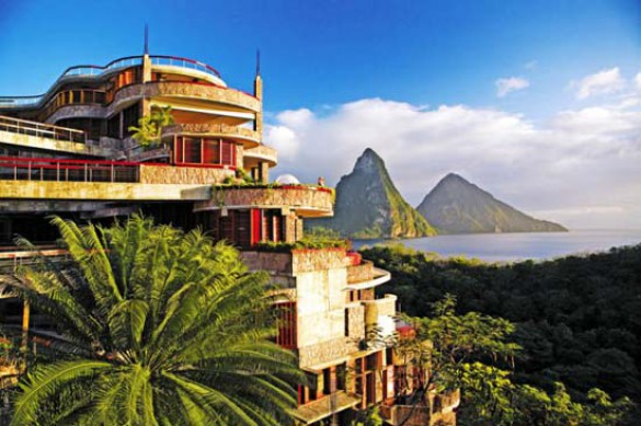 Jade Mountain: Ένας παράδεισος στην Καραϊβική (7)