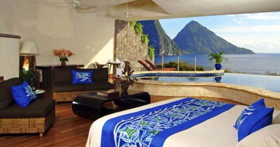 Jade Mountain: Ένας παράδεισος στην Καραϊβική (8)