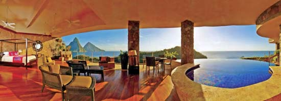 Jade Mountain: Ένας παράδεισος στην Καραϊβική (13)