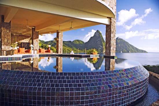 Jade Mountain: Ένας παράδεισος στην Καραϊβική (14)
