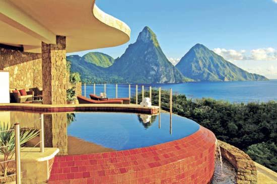 Jade Mountain: Ένας παράδεισος στην Καραϊβική (16)