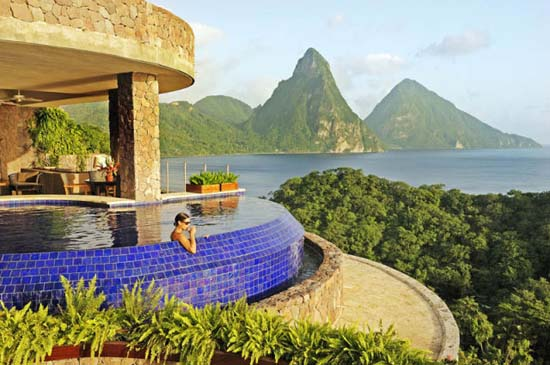 Jade Mountain: Ένας παράδεισος στην Καραϊβική (18)
