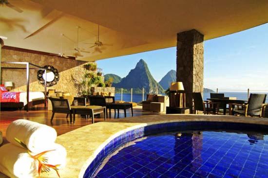 Jade Mountain: Ένας παράδεισος στην Καραϊβική (24)