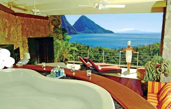 Jade Mountain: Ένας παράδεισος στην Καραϊβική (25)