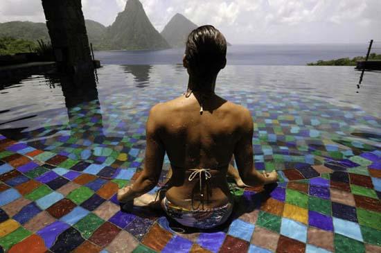 Jade Mountain: Ένας παράδεισος στην Καραϊβική (29)
