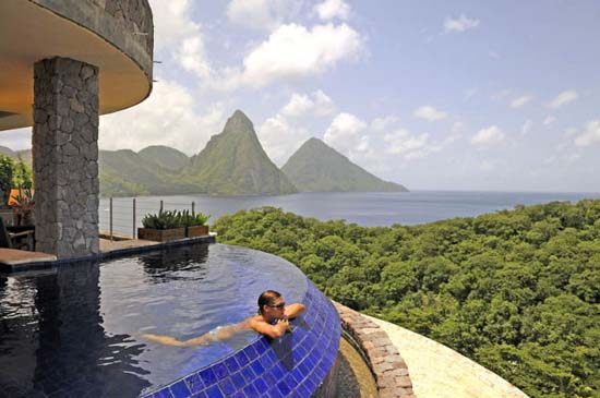 Jade Mountain: Ένας παράδεισος στην Καραϊβική (30)