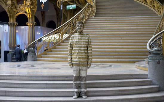 Liu Bolin: Ο αόρατος άνθρωπος (2)