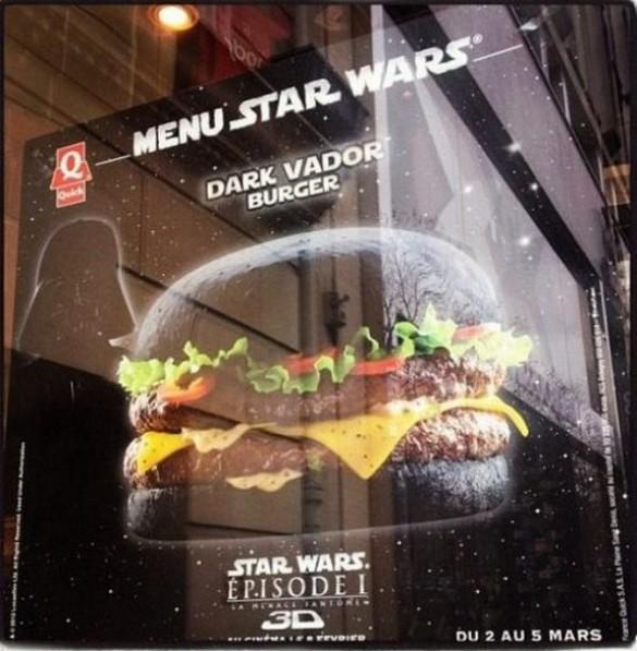 Θα δοκιμάζατε ποτέ μαύρο burger; (1)