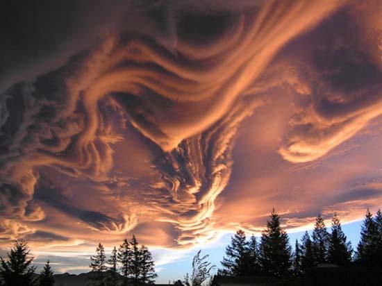 Μοναδικοί σχηματισμοί σύννεφων (3)