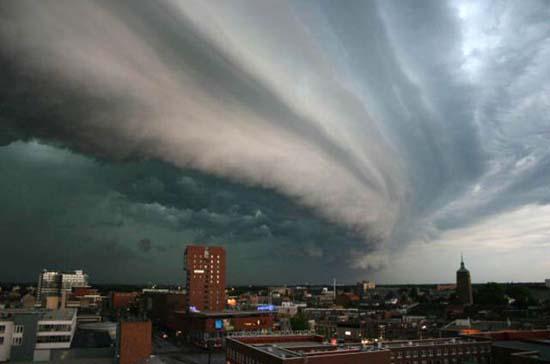 Μοναδικοί σχηματισμοί σύννεφων (14)