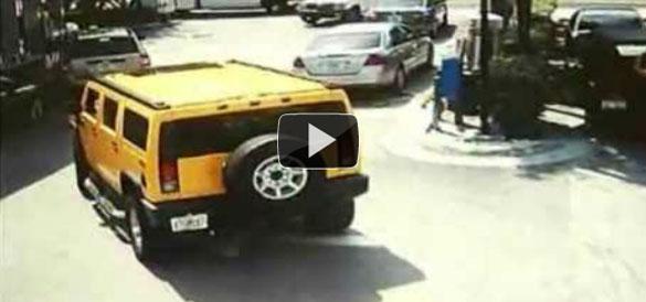 Ανυπόμονη οδηγός παραλίγο να ανατινάξει βενζινάδικο
