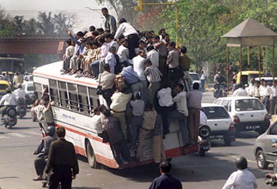 Τα πιο παράξενα περιστατικά στο λεωφορείο (2)