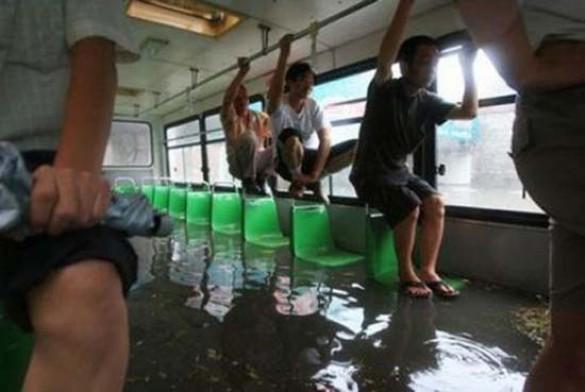 Τα πιο παράξενα περιστατικά στο λεωφορείο (5)