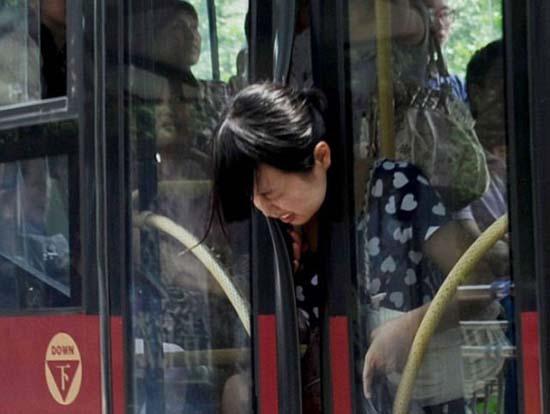 Τα πιο παράξενα περιστατικά στο λεωφορείο (8)