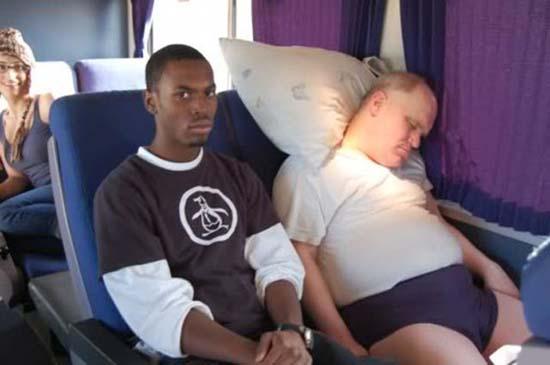 Τα πιο παράξενα περιστατικά στο λεωφορείο (9)