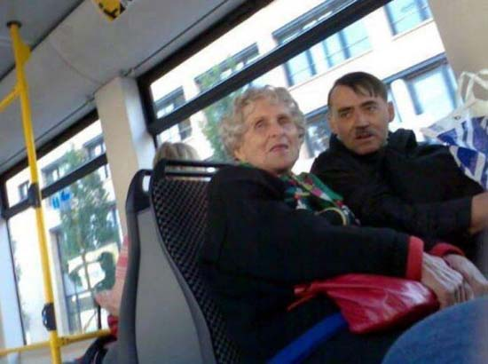 Τα πιο παράξενα περιστατικά στο λεωφορείο (10)