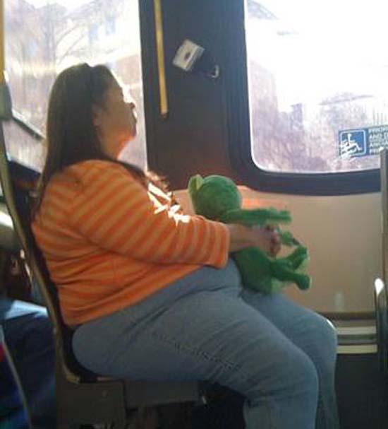 Τα πιο παράξενα περιστατικά στο λεωφορείο (13)