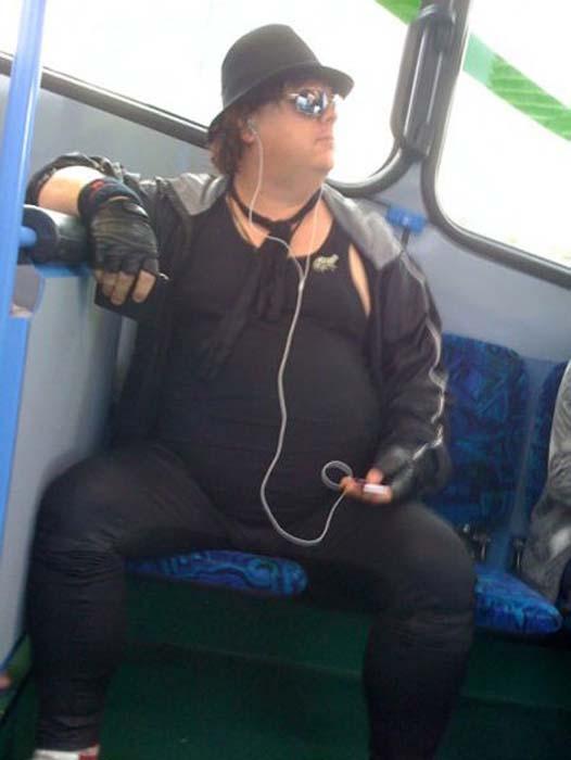Τα πιο παράξενα περιστατικά στο λεωφορείο (15)