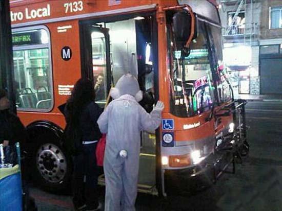 Τα πιο παράξενα περιστατικά στο λεωφορείο (16)