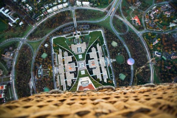 Φωτογραφία της ημέρας: Η θέα από αερόστατο (2)
