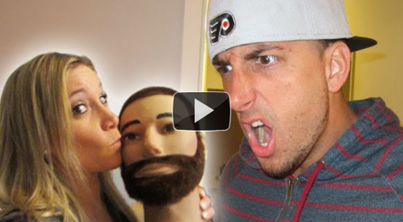 To πιο τρελό ζευγάρι του Youtube!