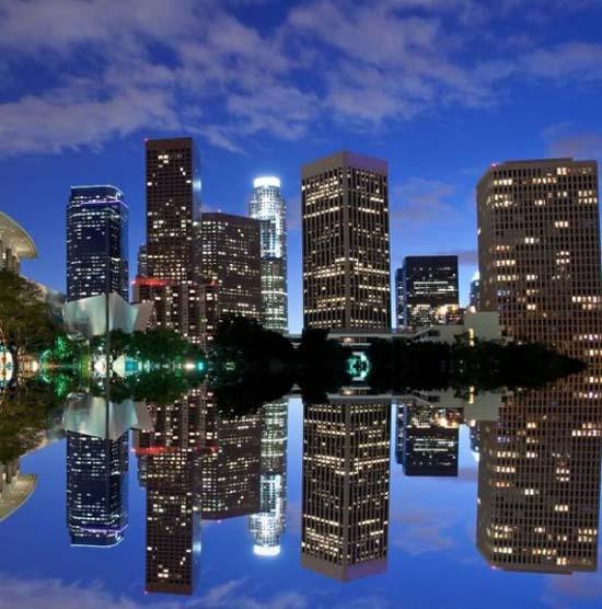 10 πανέμορφες πόλεις καθρεφτίζονται στο νερό (4)