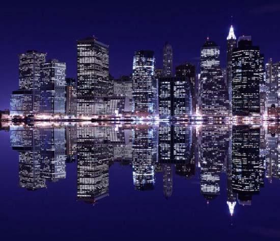 10 πανέμορφες πόλεις καθρεφτίζονται στο νερό (7)